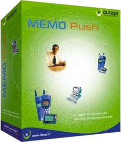 MEMOPush SMS : logiciel d'envoi de SMS professionnel