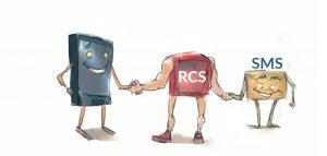 Le RCS arrive dessin illustration